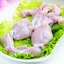 FRESH MEAT FROG(3 Counts) 新鲜田鸡(3只)(去皮 去内脏)