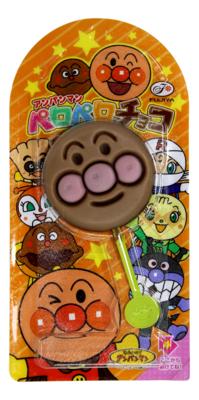 FUJIYA ANPANMAN PEROPERO CHOCOLATE  不二家 面包超人 巧克力(0.42OZ)