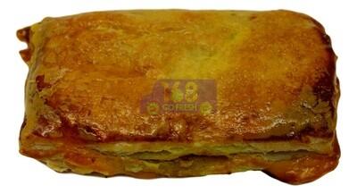 (包点)Crisp Curry Cake (2 Counts)   咖喱酥(2 个)