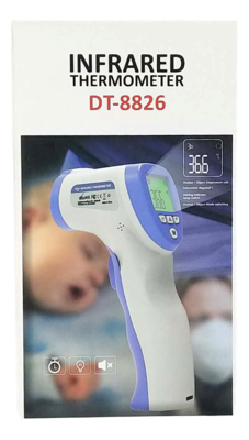 INFRARED THERMOMETER DT-8826 体温计DT-8826