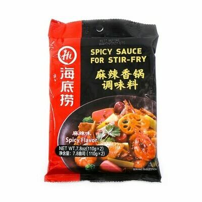 LAOPAI BASIC STIR-FRY SAUCE-SPICY FLAV 捞派 麻辣香锅调味料-麻辣味