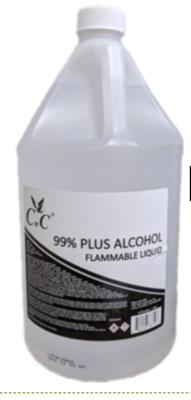99% Plus Alcohol (LIMIT ONE) 99% 酒精(限购一瓶)