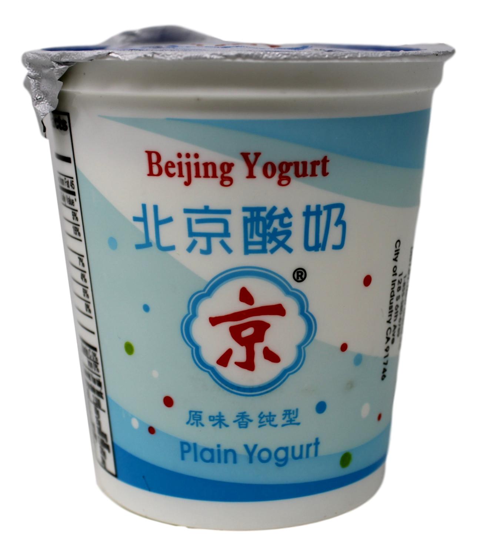 BEIJING YOGURT 北京酸奶 原味香醇型(227G)