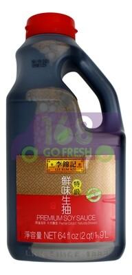 (大瓶)LKK PREMIUM SOY SAUCE (大瓶)李锦记 特级鲜味生抽(64FLOZ)