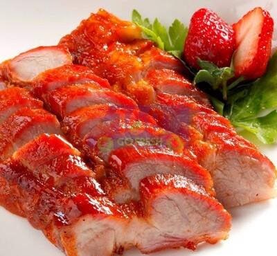 Barbecued Pork 招牌叉烧