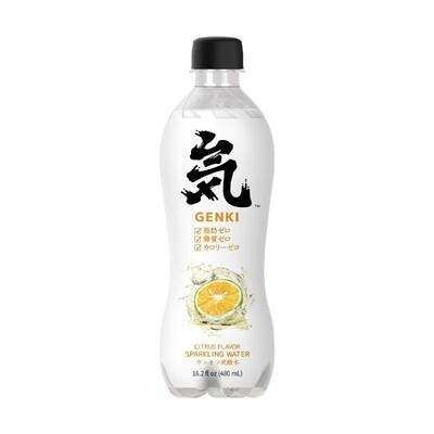 SODA DRINK KAMAN CITRUS FAVOUR 元气森林 卡曼橘苏打汽水