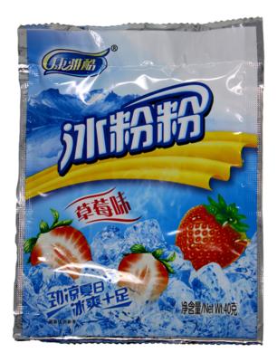 KANGYAKU KONJAC POWDER STRAWBERRY FLAVOR 40G 康酷雅 冰粉粉 草莓(40G)