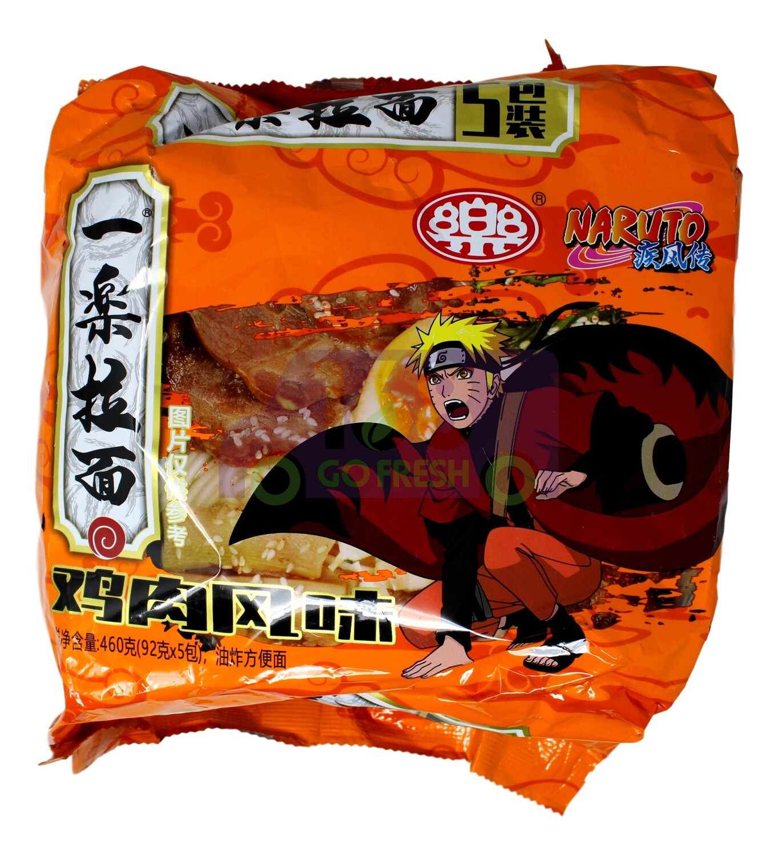 Instant chicken noodle 一乐拉面 鸡肉/牛肉 风味(5包装)