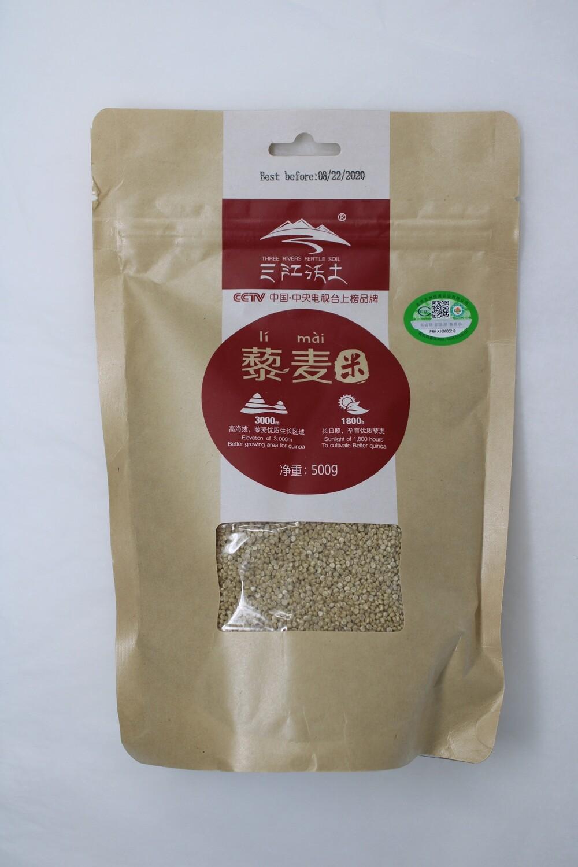 LI MAI / QUINOA 三江沃土 藜麦(500G)