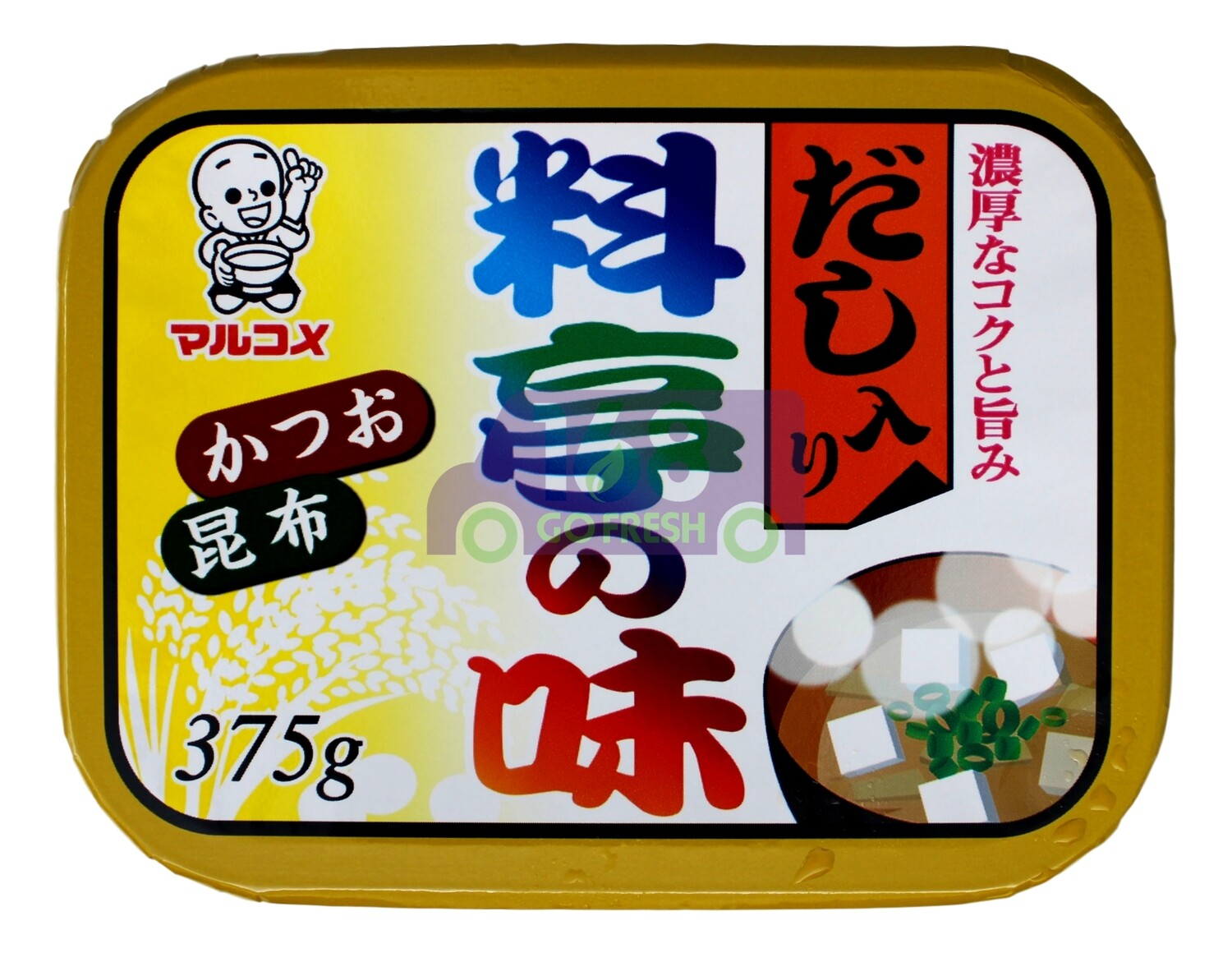 MARUKOME RYOTEI NO AJI MISO SOYBEAN PASTE 日本 MARUKOME RYOTEI 味增