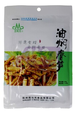 PRESERVED BAMBOO SHOOT 西马克 油焖春笋(128G)
