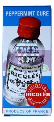 RICQLES Peppermint Cure 50ml 法国双飞人 药水 50ml