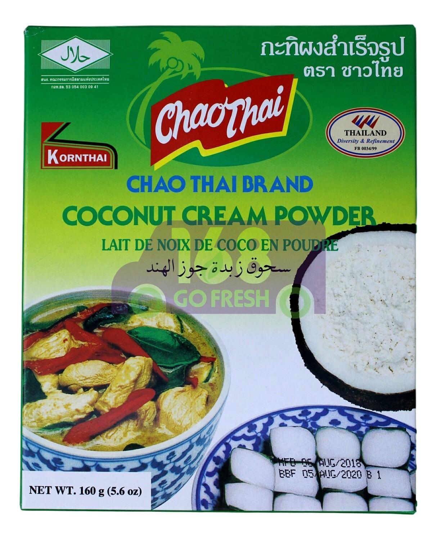 CHAO THAI COCONUT CREAM POWDER CHAO THAI 椰蓉粉(5.6OZ)