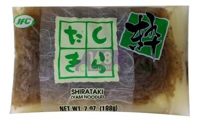 J-BASKET SHIRATAKI (YAM NOODLE) 日本 蒟蒻 魔芋丝 粽(7OZ/14OZ)