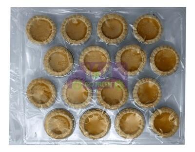 MINI EGG CUSTARD TART 冷冻小蛋挞(16个)