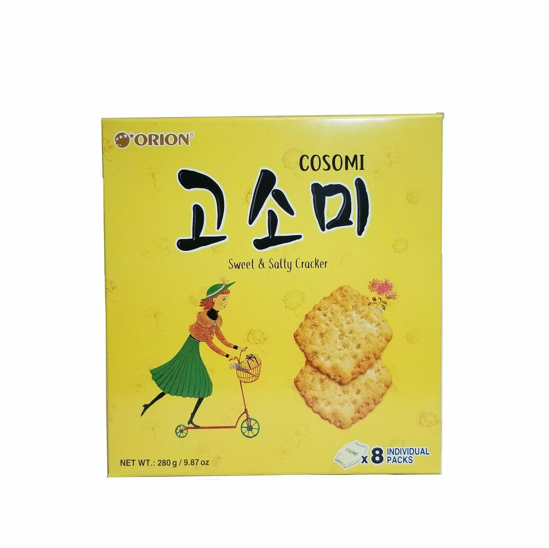 KOREAN ORION GOSOMI COOKIES 韩国 高笑美饼干(280G)