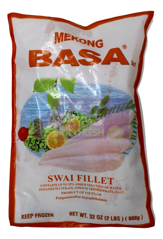 Basa Brand SWAI Fillet   龙利鱼片(32OZ)