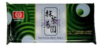 LAURELˇS - MATCHA RICE BALL   桂冠 抹茶汤圆(200G)