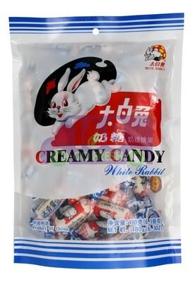 WHITE RABBIT CANDY 大白兔奶糖(180G)