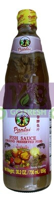 PANTAI FISH SAUCE(GROUND PRESERVED FISH) PANTAI 发酵鱼汁(30.2OZ)