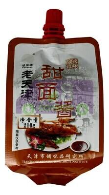 PEN QUAN SWEET WHEAT FLOUR PASTE 喷泉牌 甜面酱(210G)