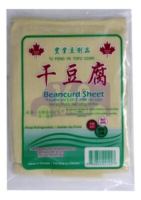 BEANCURD SHEET 丰业 干豆腐 豆腐皮(非转基因)