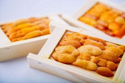 Fresh Sea Urchin Roe 新鲜盒装海胆(一盒)