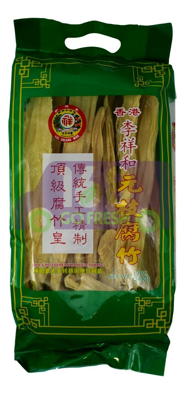 DRIED BEAN THREAD 香港 李祥和原枝腐竹(12OZ)