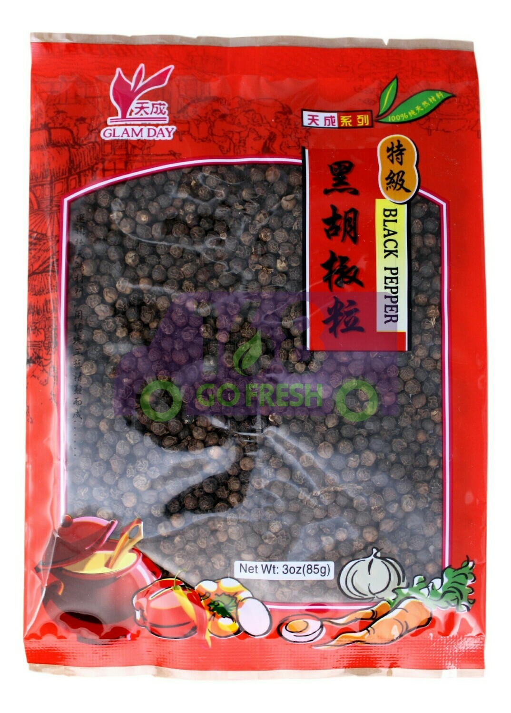 GREEN DAY BLACK PEPPER 天成 特级黑胡椒粒(3OZ)