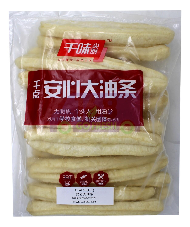 Fried Stick(L)  千味央厨安心大油条(1200G)