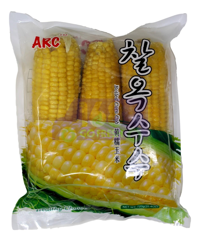 Boiled Corn Cob ARC  黄金糯玉米(720G)