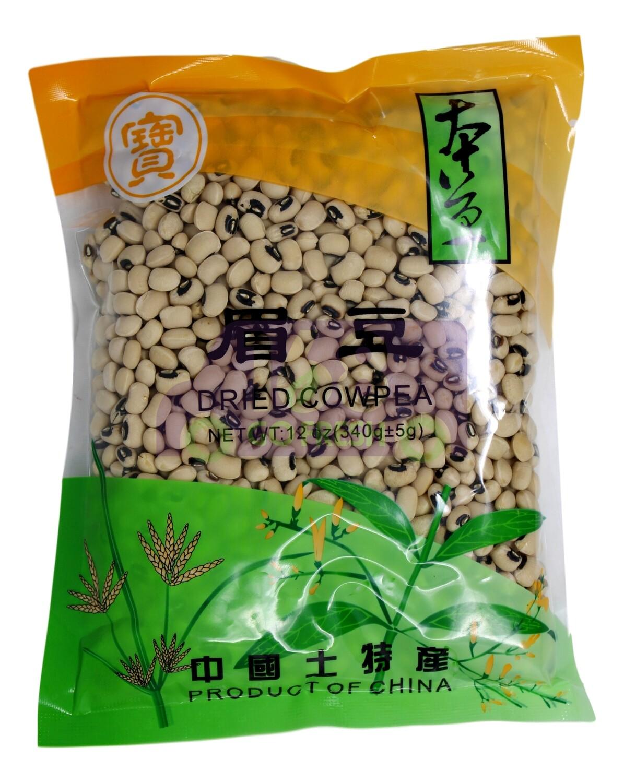 DRIED COWPEA 宝 眉豆(12OZ)