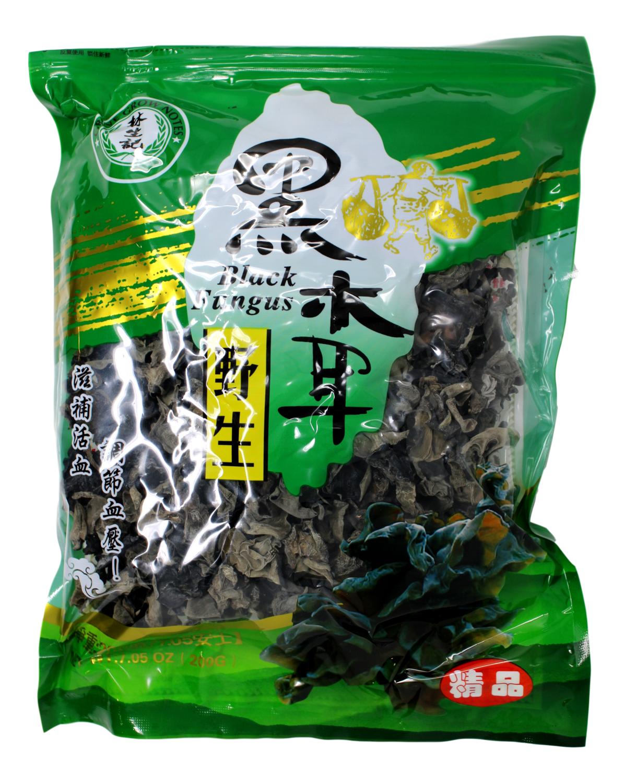 Domega Black Fungus 林生记 野生黑木耳(7.05OZ)