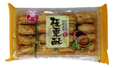 WANGYISHENG CHEESTNUT BISCUIT 旺一生 板栗酥(300G)