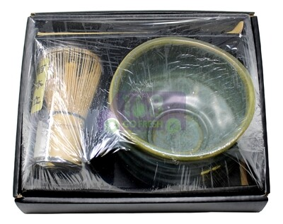 JAPANESE MATCHA TOOL SET 日式 冲泡抹茶一套 礼盒装 4539429159113
