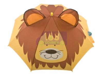 KIDS UMBRELLA -LION 可爱儿童伞-狮子造型