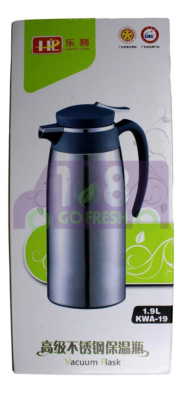 VACUUM FLASK 乐狮 保温瓶(1.9L) kwa-19 6933182480350