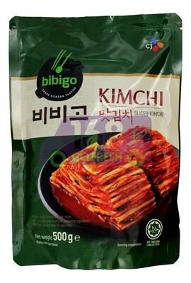 BIBIGO CUT KIMCHI 韩国 CJ BIBIGO切泡菜(500G)