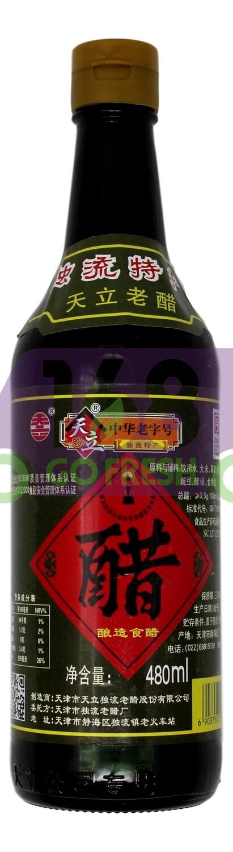 TIANLI VINEGAR 独流特产 天立老醋(480ML)