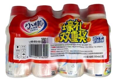 YOUGER DRINK 小样 小乳酸 乳酸菌饮品 (330ml*12)