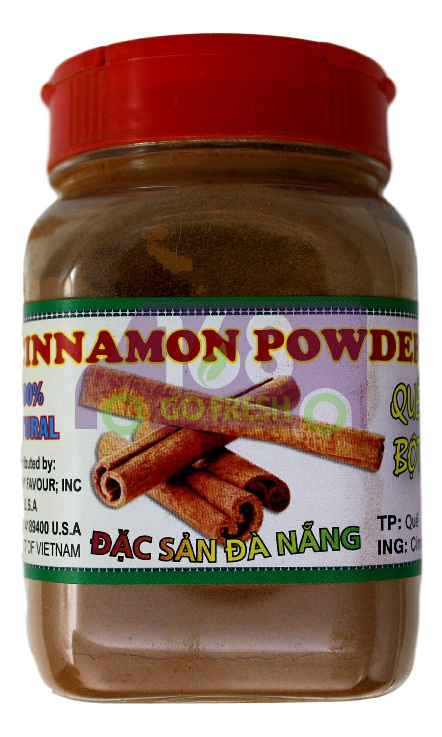 Best Taste Brand Cinnamon Power 越南红马 玉桂粉(4OZ)