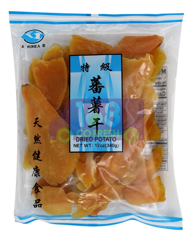 Dried Potato 鸿汇 特级番薯干(12OZ)