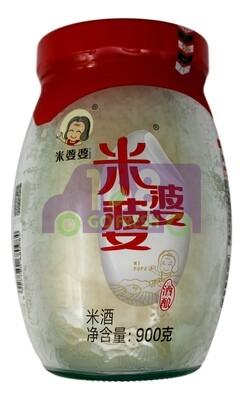 MIPOPO FERMENTED GLUTNOUS RICE 米婆婆 甜香酒酿(900G)