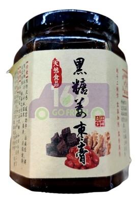BLACK SUGAR GINGER AND RED DATES PASTE 黑糖姜枣膏(一瓶)