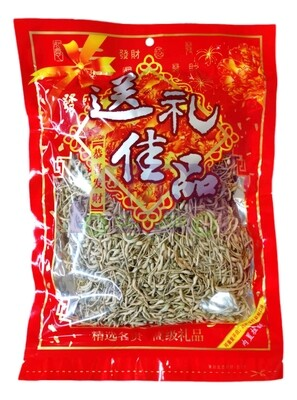 Dried Honeysuckle (Lonicera Japonica / JIn Yin Hua) 4oz 苏氏牌 优质金银花 4oz-红袋