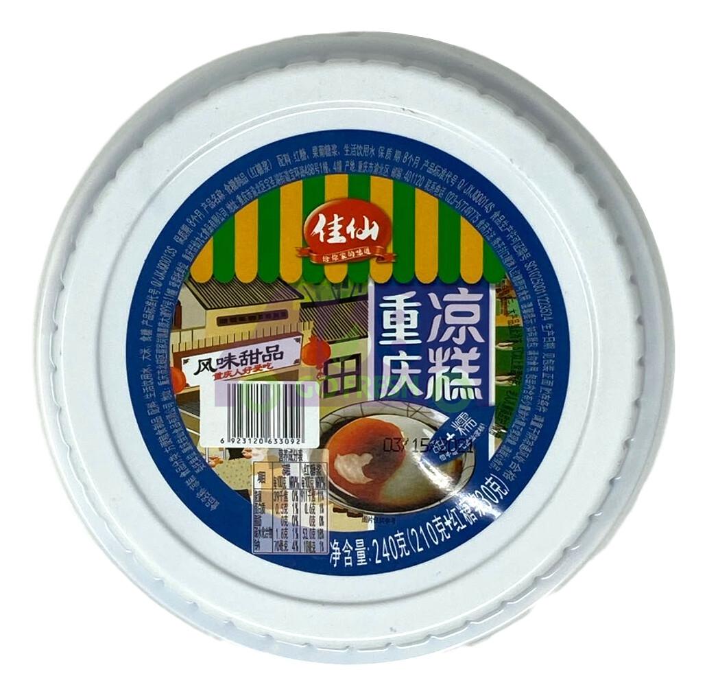 COLD RICE CAKE 佳仙 重庆凉糕(240G)