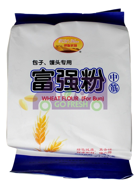 WHEAT FLOUR 富强粉 中筋面粉(5.5LB)