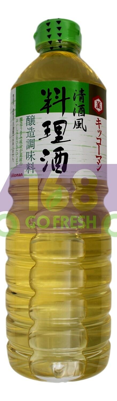 KIKKOMAN RYORISHU COOKING SAKE SEASONING 日本 万字 料理酒(1L)