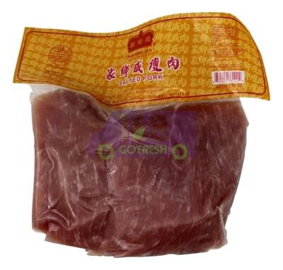 SUN MING JAN SALTED PORK  新明栈 家乡咸瘦肉(10OZ)
