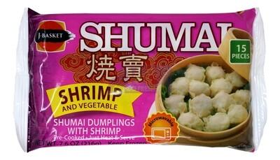 J-BASKET SHUMAI SHRIMP J-BASKET 虾烧卖(216G)